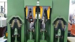 MOULDING MACHINE OLYMPIC MODEL COMPACT 2002 (REBUILT)